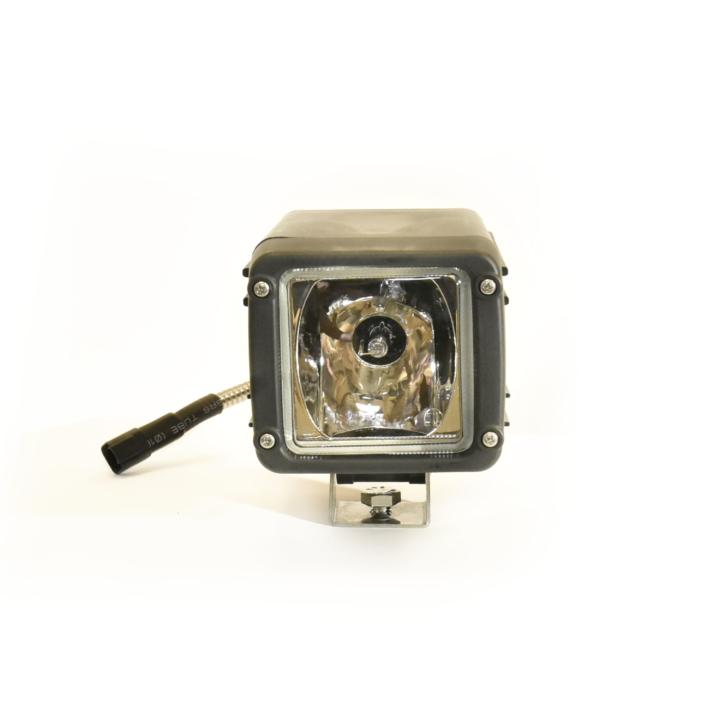 "123-30303HIDT <BR />3""x 3"" H.I.D. Light in Plastic Composite Housing &#8211; Trap"