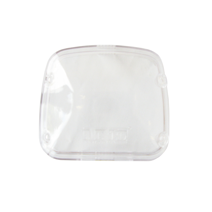 123-CDC33188 <BR />Clear Polycarbonate Shield for 123-33188 HID worklights