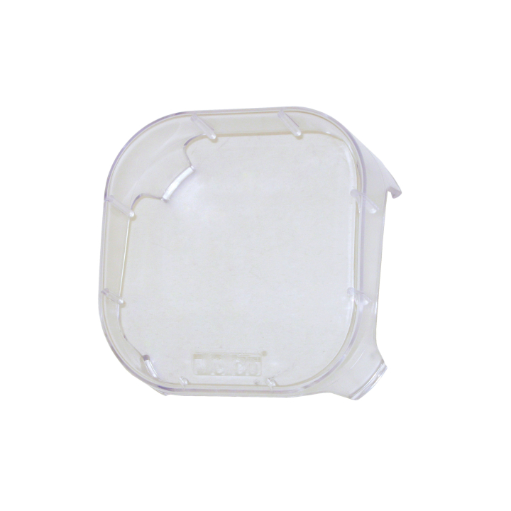 123-CDC95000 <BR />Clear Polycarbonate Cover for 123-LED95000 Series