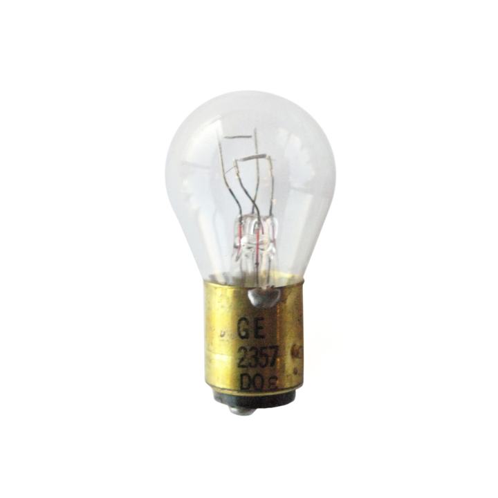 120-2357 <BR /> #2357 Miniature Bulb – S-8 Bulb