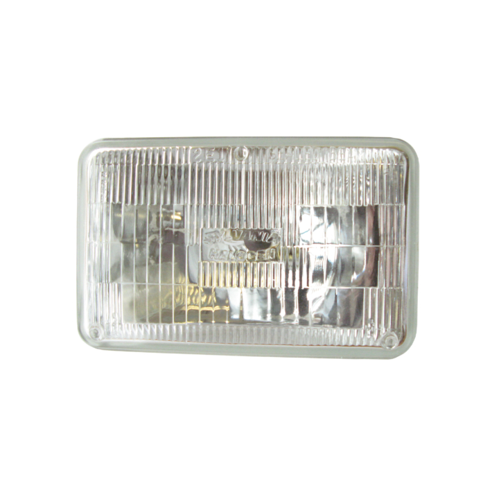 120-H4666XV <BR />100mm × 165mm Halogen Sealed Beam  (Headlight-High/Low Beam) – Xtra-Vision