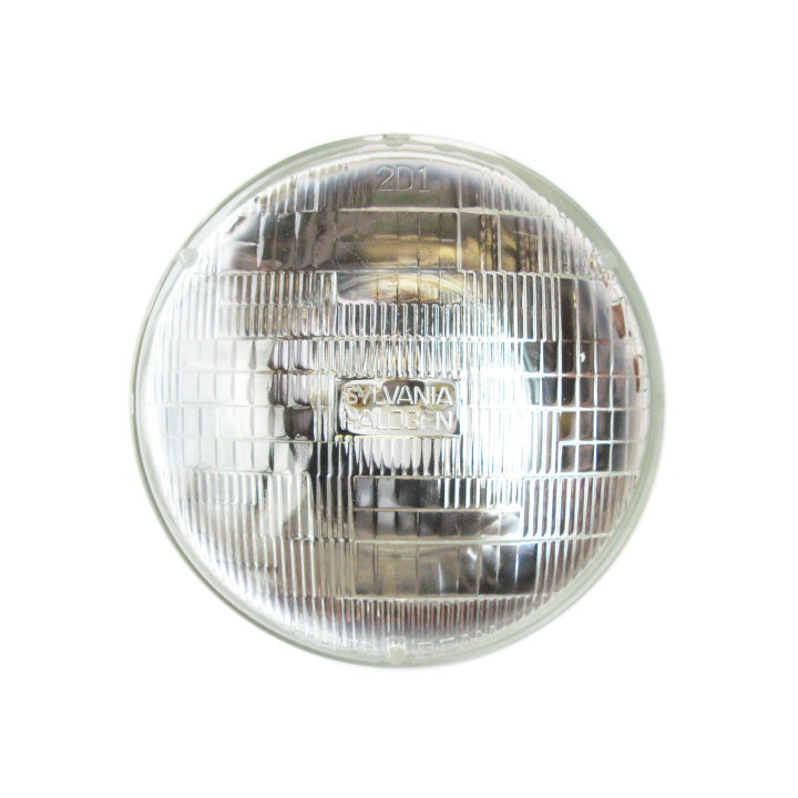 "120-H6024CB <BR />7″ Par 56 ""Cool Blue"" Halogen Sealed Beam (Headlight-High/Low)"