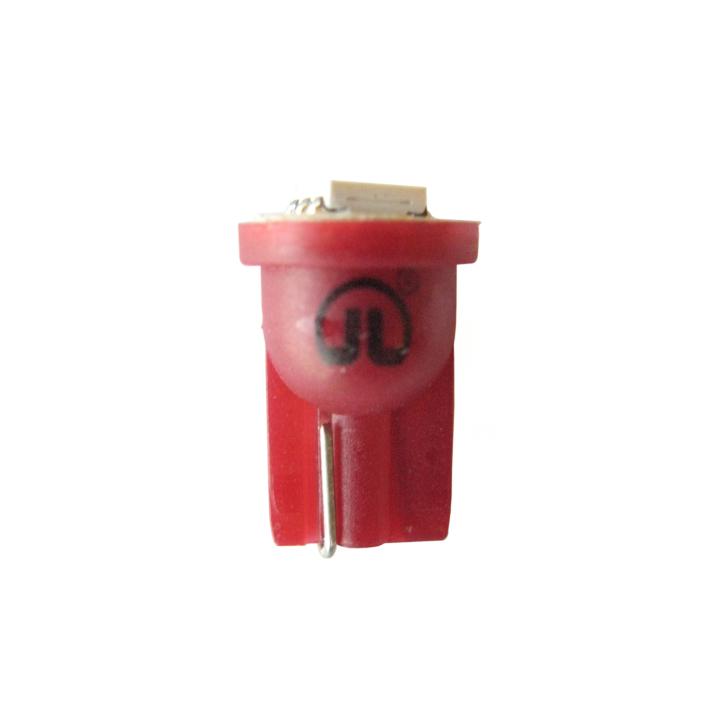 121-LED194R-1 <BR />L.E.D. #194 Red Miniature Bulb