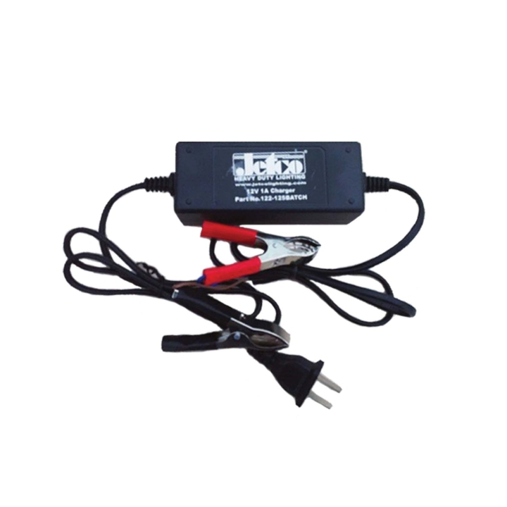 122-125BATCH <BR />12V Battery Charger for 122-125BAT