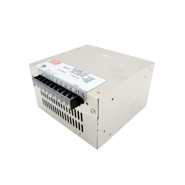 122-SPS1201218A <BR />Switching Power Supply  120VAC to 12VDC – 18A