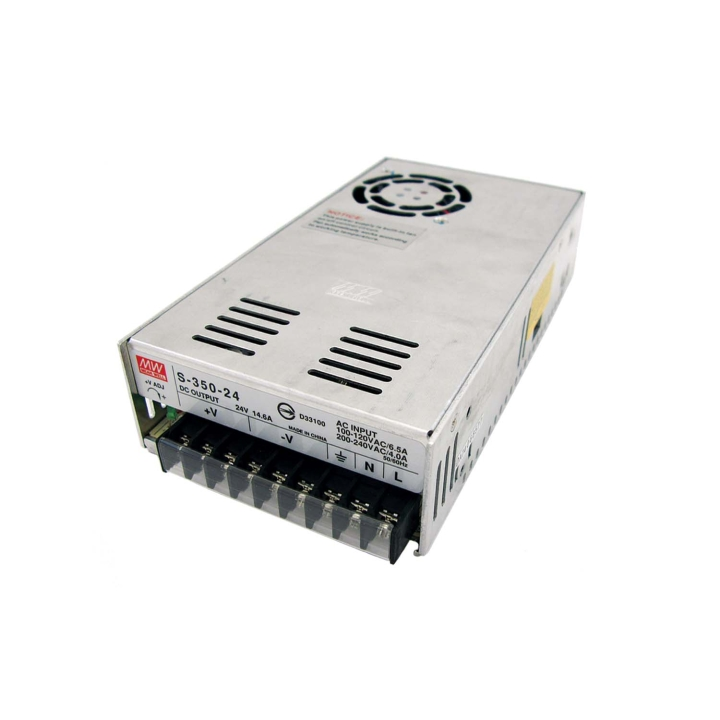 122-SPS12024 <BR />Switching Power Supply  120VAC to 24VDC – 14.6A