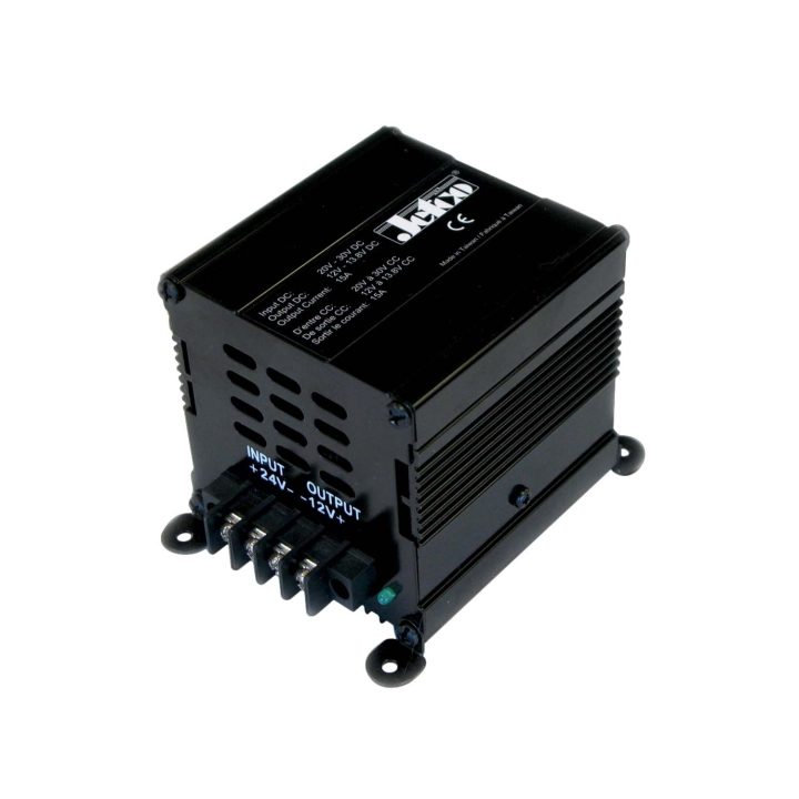 117-TR241220A<BR />Power Converter for Conversion of  24VDC to 12VDC – 20Amp