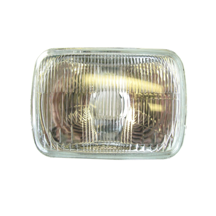 123-6052<BR />142mm × 200mm Semi-Sealed Beam