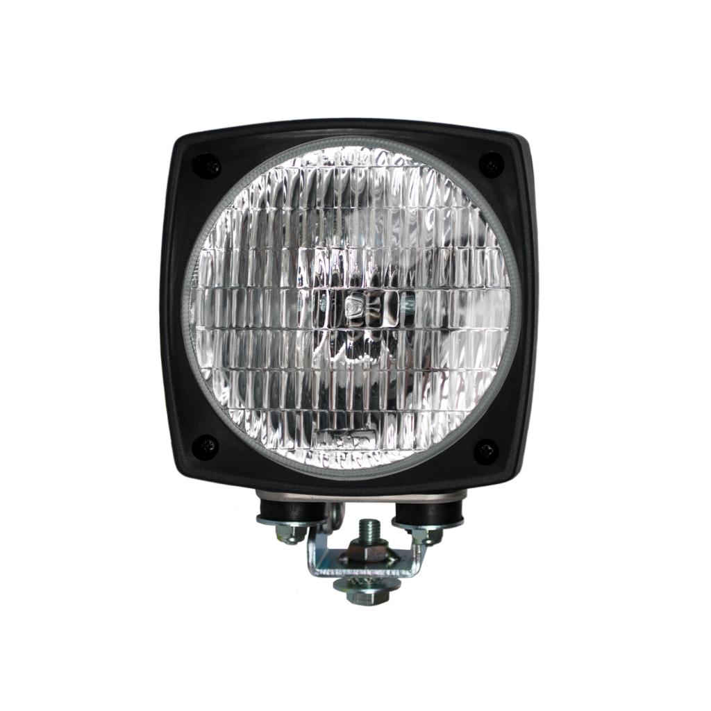 """Work Light Bulbs: 123-950012T 5""""× 5"""" H.I.D. Work Light"""