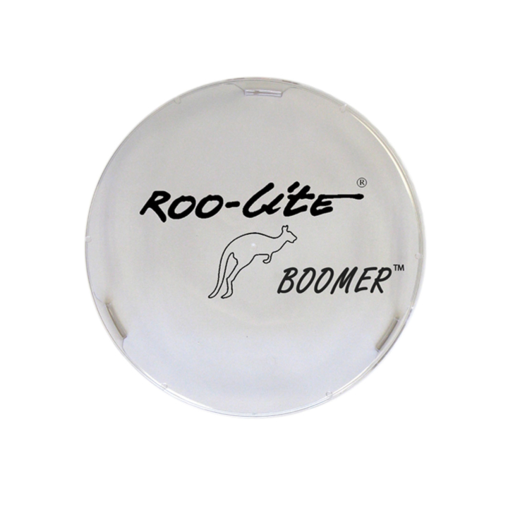"123-C89000C <BR />9″ Clear ""Boomer"" Roo-Lite® Lens Protector"