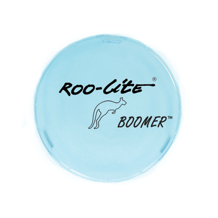 "123-C89000XW <BR />9″ Clear ""Boomer"" Roo-Lite® Protective Lens"