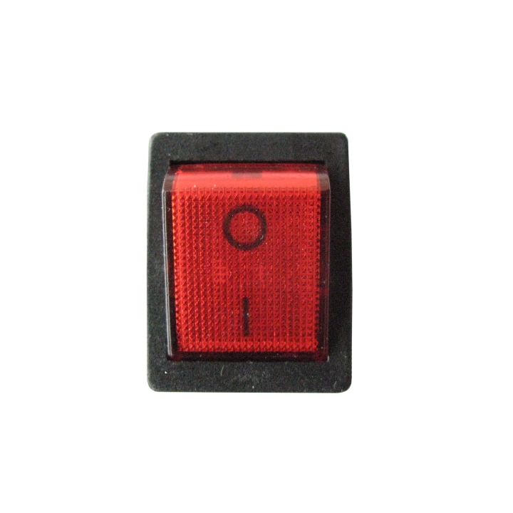 123-SW0003 <BR />Illuminated Wide Rocker Switch