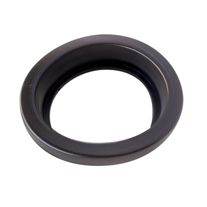 "126-9127 <BR />4"" Round Flush Mount Rubber Grommet"
