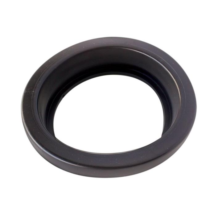 "118-9127 <BR />4"" Round Flush Mount Rubber Grommet"