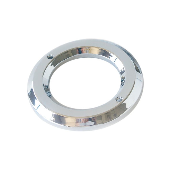 "126-9392 <BR />2.5"" Chrome Bezel / Grommet Cover"
