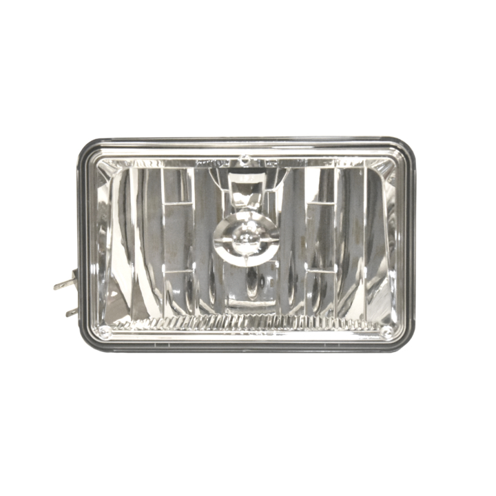 "130-LED4656-8 <BR /> 4""× 6"" L.E.D. Headlight &#8211; Low Beam"