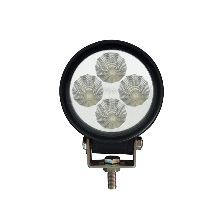 "300-340F <BR /> 3"" Round L.E.D. Work Light – Flood"