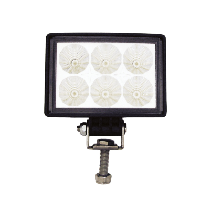 "300-363F <BR /> 3.5"" x 5"" Rectangle L.E.D. Work Light –  Flood"