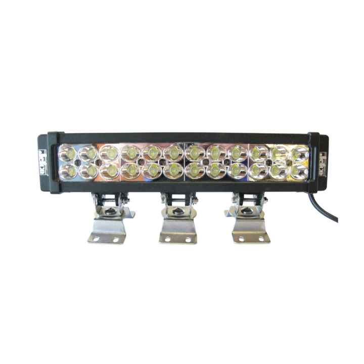 "302-1572S-8 <BR /> 15"" L.E.D. Straight Light Bar – Spot"