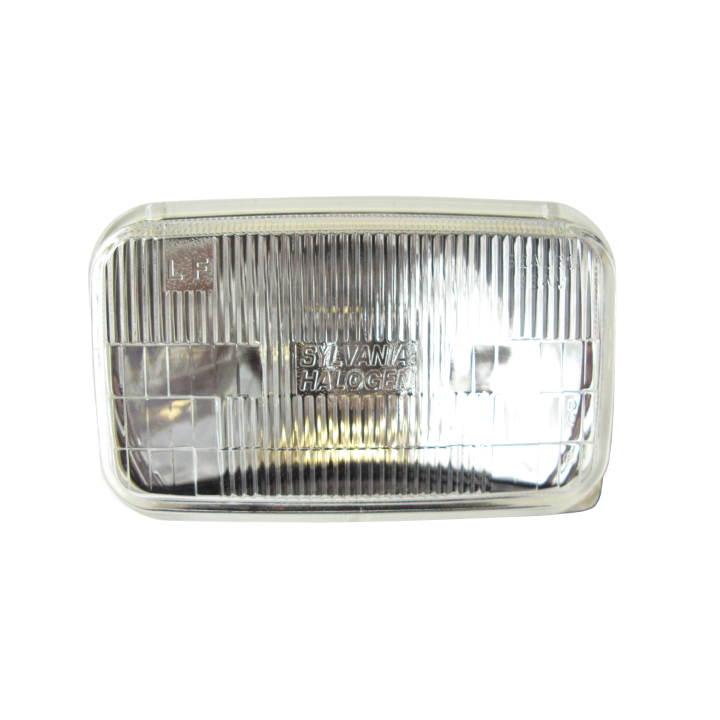 120-H4703 <BR />92mm × 150mm Halogen Sealed Beam (Headlight-Low Beam)