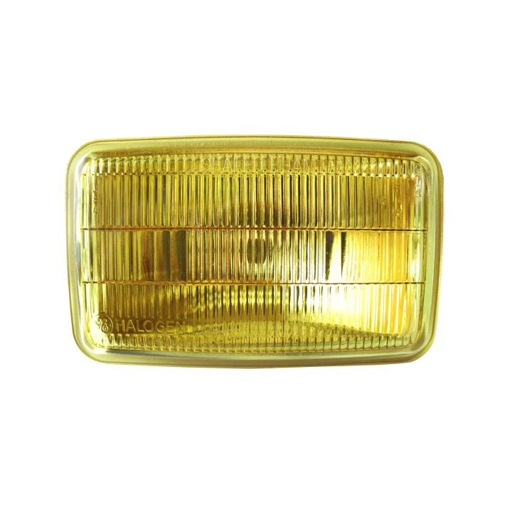 120-H9415A <BR />92mm × 150mm Amber Halogen Sealed Beam (Fog)