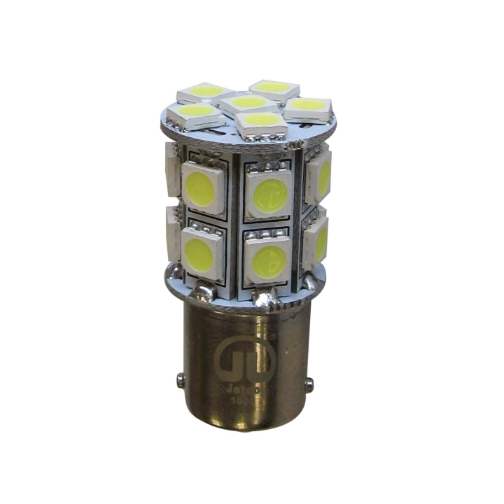 121-LED1003 <BR />L.E.D. #1003 White Miniature Bulb