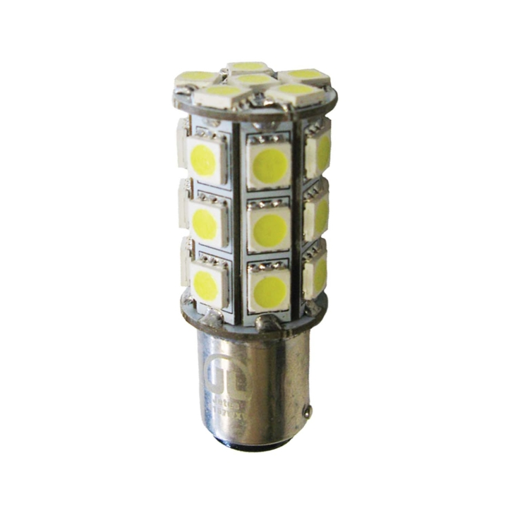 121-LED1157RXV <BR />L.E.D. #1157 Red Miniature Bulb