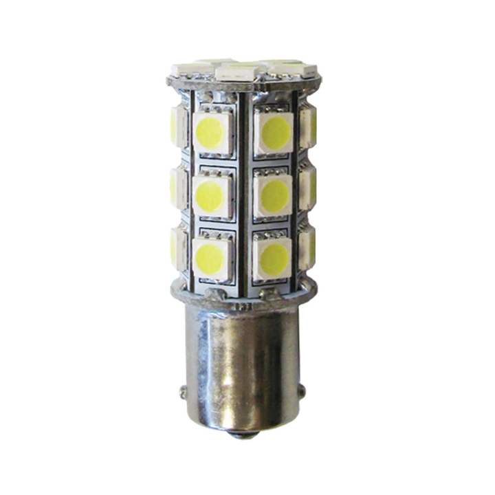 121-LED1683WXV <BR />L.E.D. #1683 White Miniature Bulb