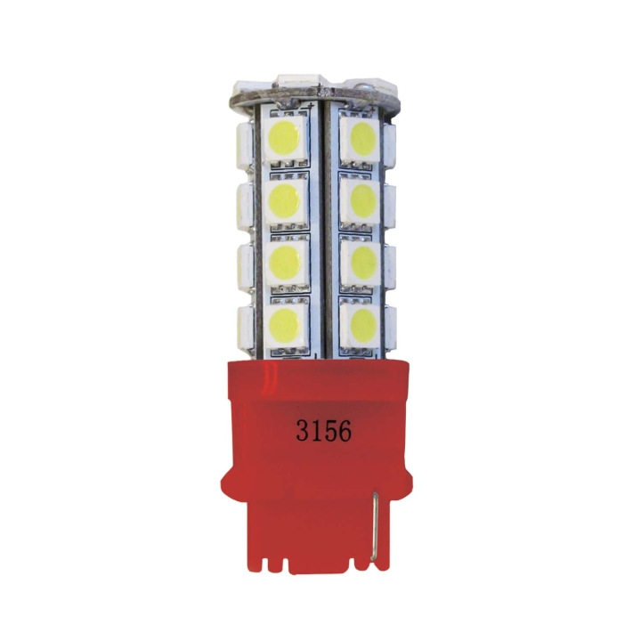 121-LED3156RXV<BR />L.E.D. #3156 Red Miniature Bulb