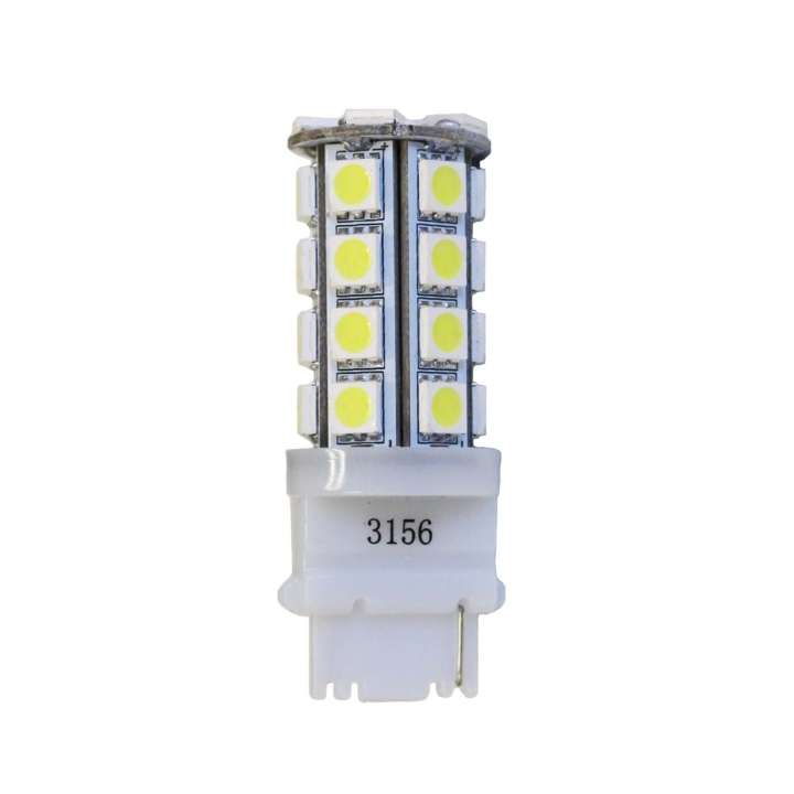 121-LED3156WXV <BR />L.E.D. #3156 White Miniature Bulb