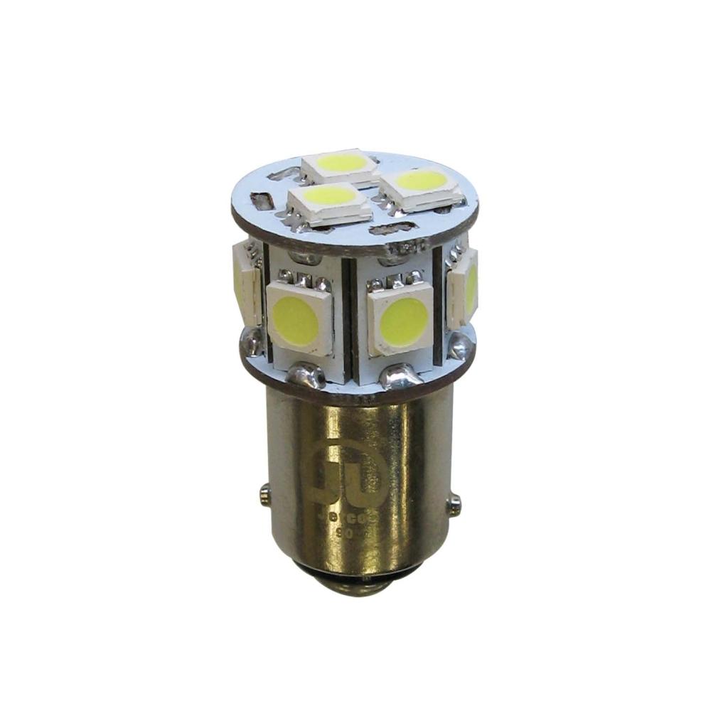 121 Led90l E D 90 White Miniature Bulb 121 Led90 Jetco