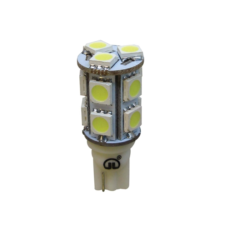 121-LED912 <BR />L.E.D. #912 & #921 White Miniature Bulb