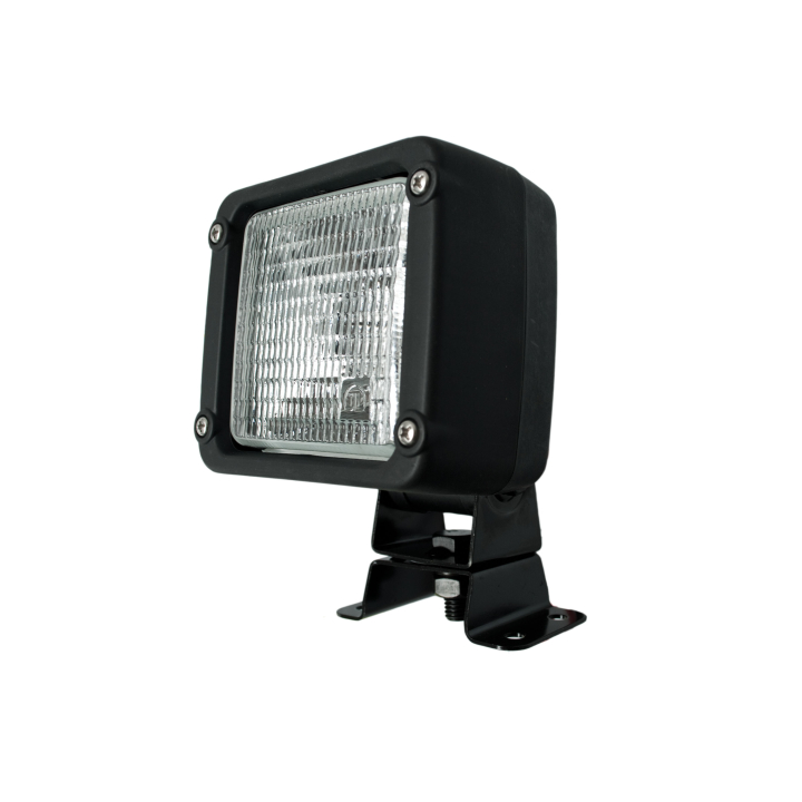 "123-30303<BR />3""× 3"" Halogen Auxiliary Flood Light"