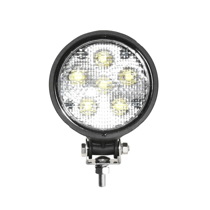 "123-33161XV-8<BR />5"" Round L.E.D. Utility Work Light – Flood"