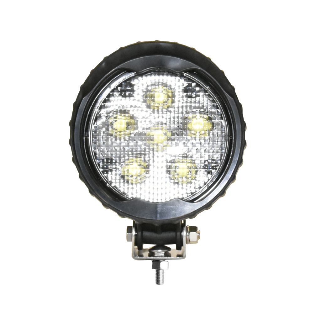 123 33165xv 85 Round L E D Utility Work Light Flood