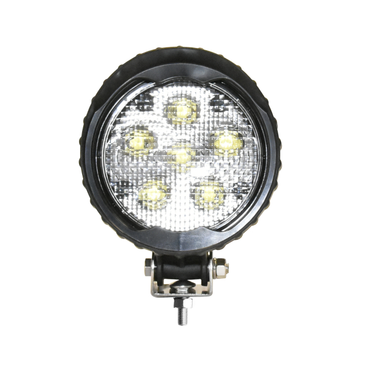 "123-33165XV-8<BR />5"" Round L.E.D. Utility Work Light – Flood"