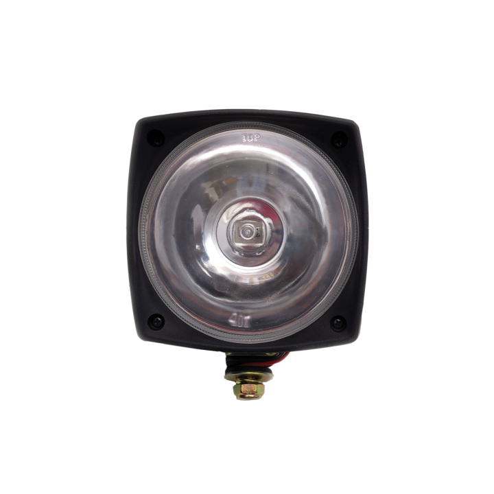 "123-63516 <BR />5""× 5"" Halogen Auxiliary Heavy Equipment Light – Spot"