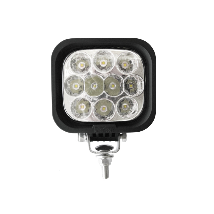 "123-81008S <BR />4"" Square L.E.D. Work Light – Spot"