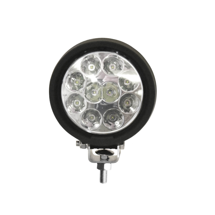 "123-81004S<BR />5"" Round L.E.D. Work Light – Spot"
