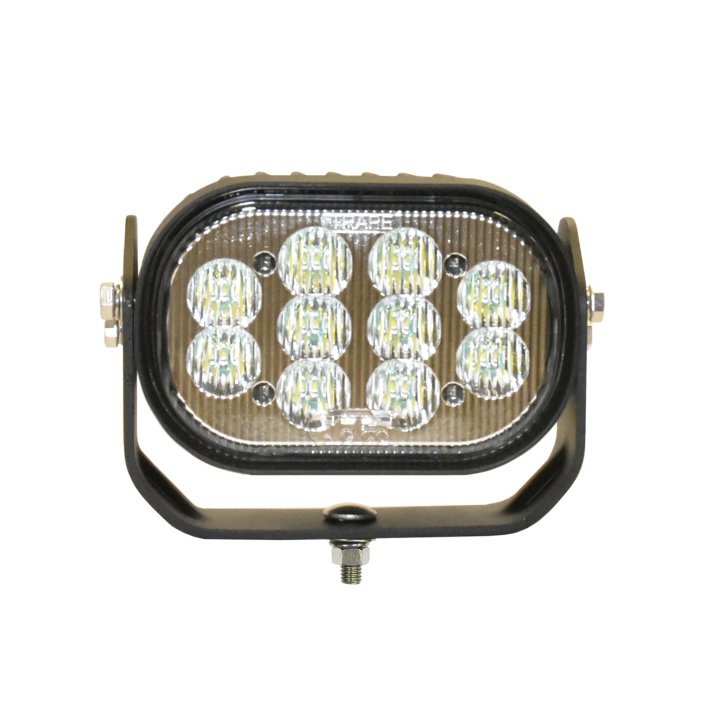 "123-81106T-8 <BR />4""x 6"" Oval L.E.D. Work Light -Trap"