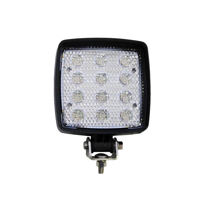 "123-LED63511 <BR />5""× 5"" L.E.D. Utility Work Light – Flood"