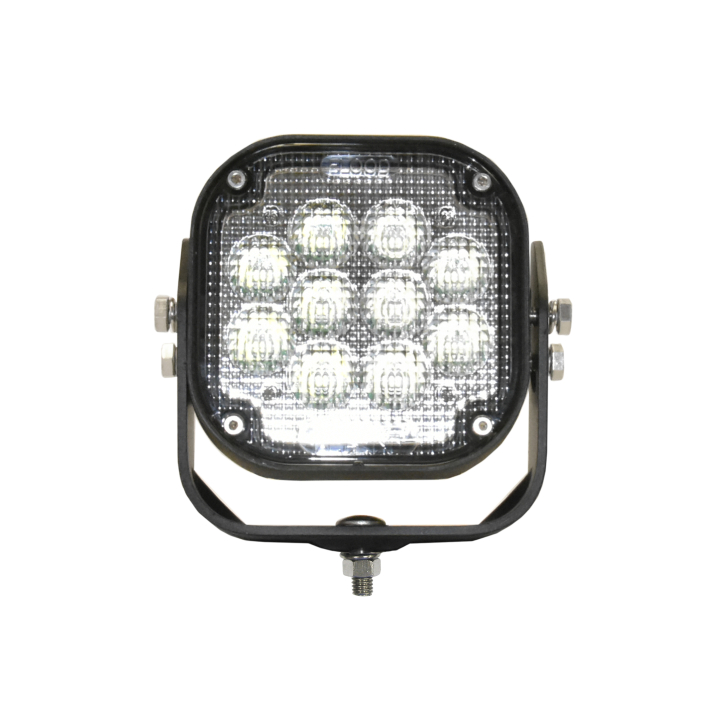 "123-LED95000F-8 <BR />5""x 5"" H.D. L.E.D. Work Light – Flood"