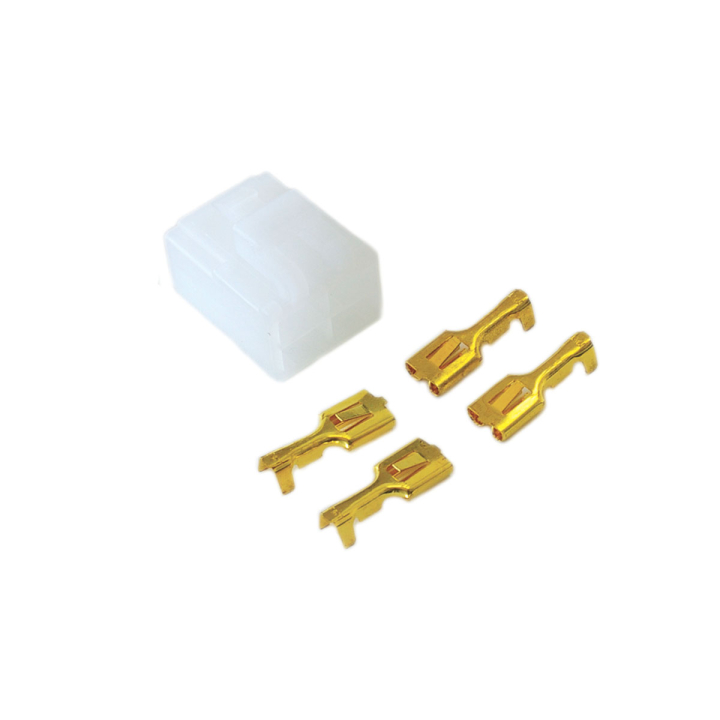 117-PP128 <BR />Plug Assembly for Relay