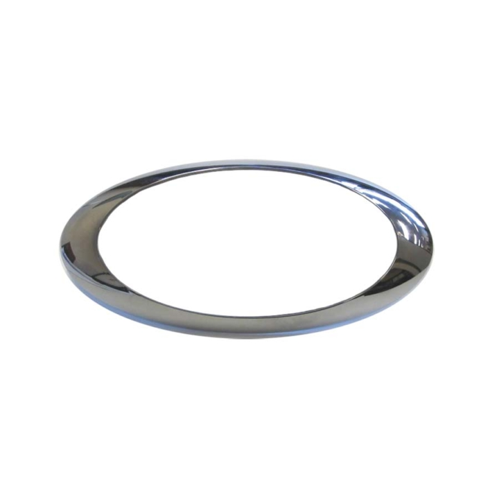 126-CB66040 <BR /> Chrome Plastic Bezel for 127-66040 Series Lights