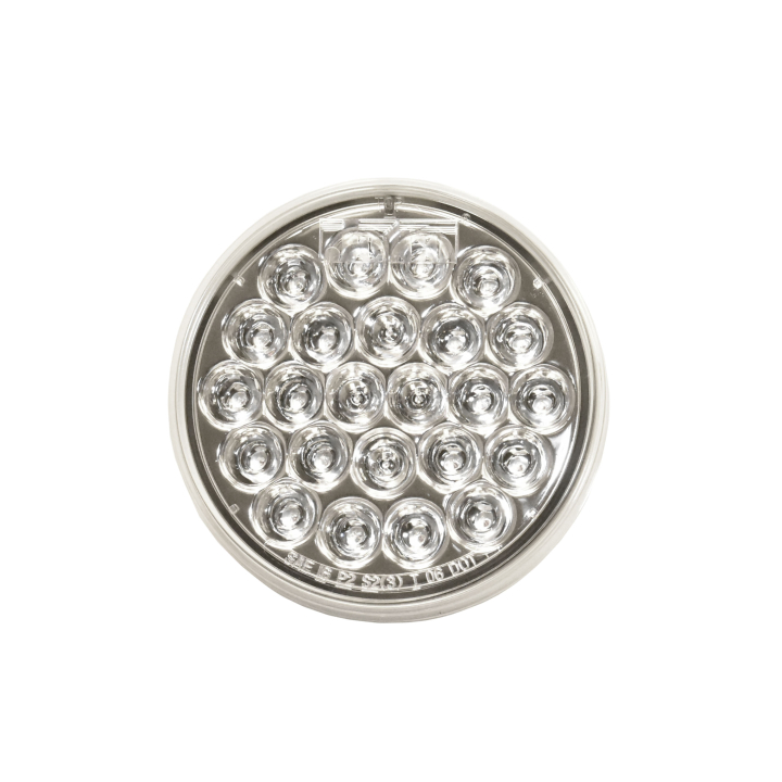 """127-44050W <BR /> 4"""" Round """"Maximum CountTM"""" L.E.D. Sealed Lamp – White – Back-up lamp"""