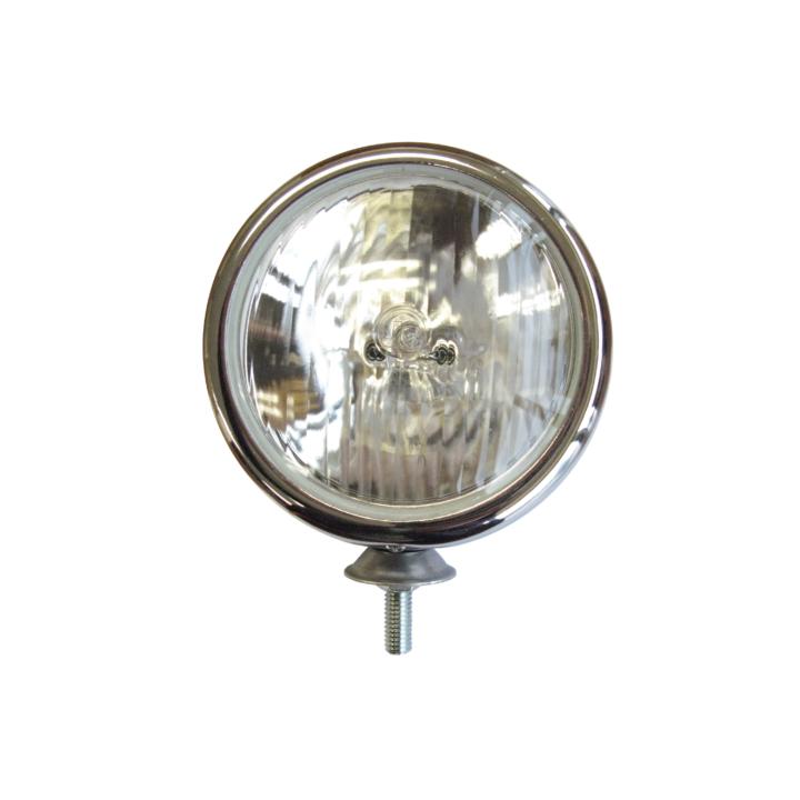 """128-514509C 5"""" Round (PAR 36) Halogen Light In Chrome"""