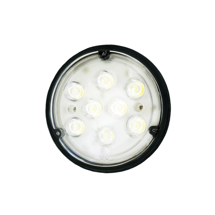 "130-LED3611S-8 <BR /> 4.5"" PAR 36 L.E.D. Sealed Beam (Spot)"
