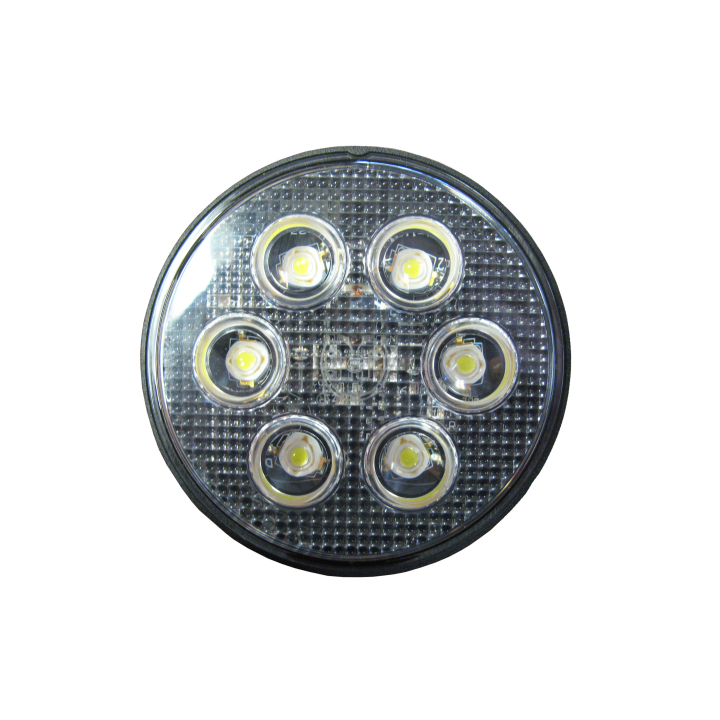 "130-LED3611XV-8 <BR /> 4.5"" L.E.D. Sealed Beam (Trapezoidal)"