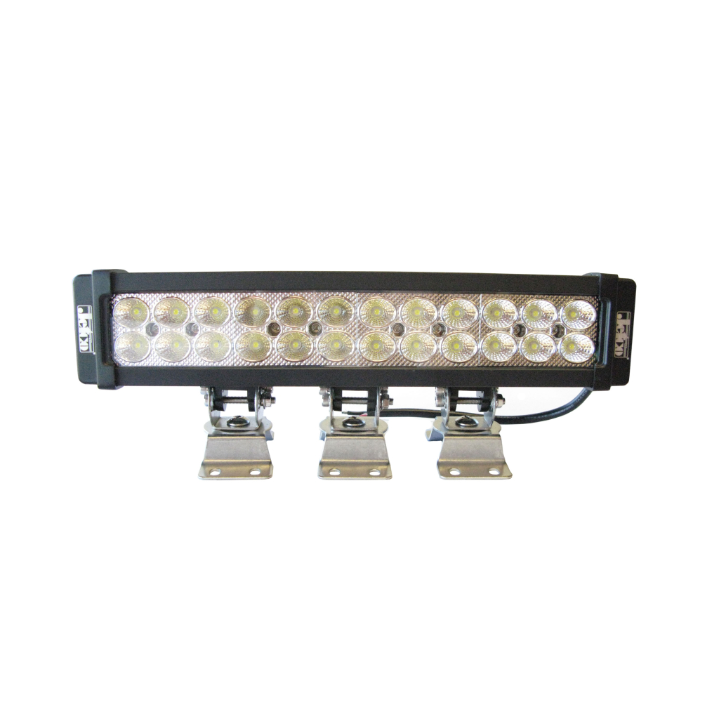 "302-1572F-8 15"" L.E.D. Straight Light Bar - Flood 302-1572F-8 - Jetco"