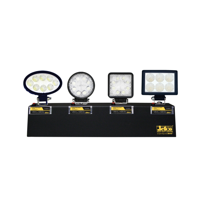 900-4BD-CDB <BR /> Black Diamond L.E.D. Worklight Countertop Display